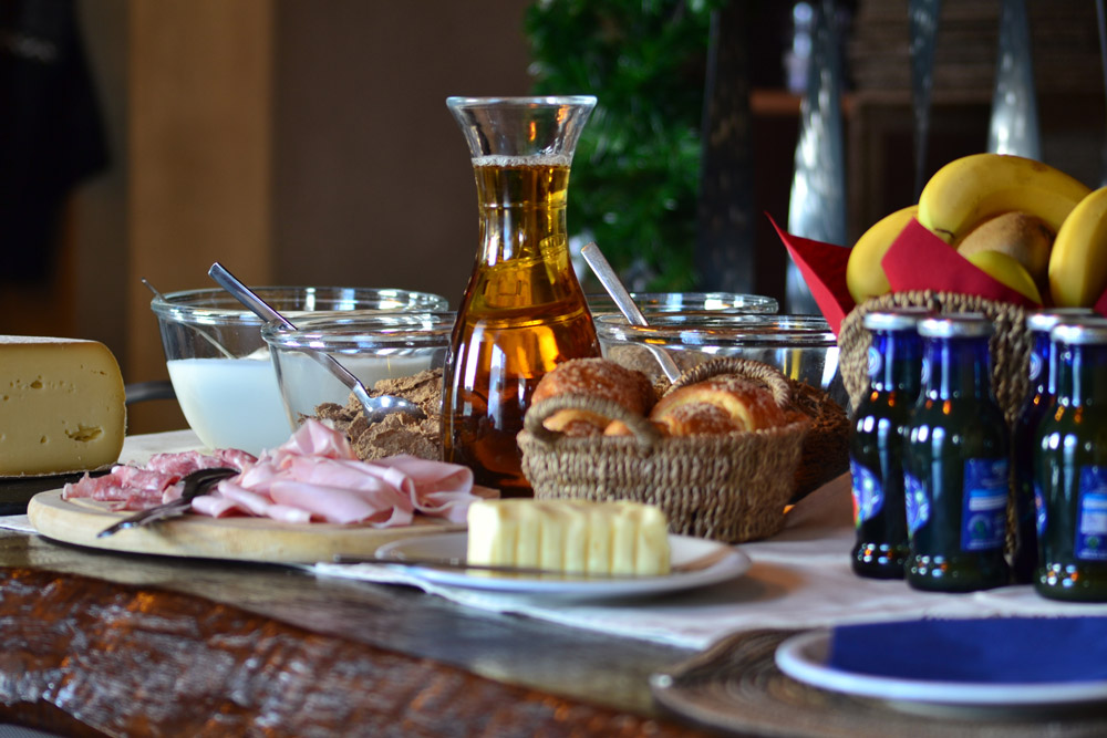 Breakfast at Arrucador Boutique Lodge - Arrucador Boutique Lodge