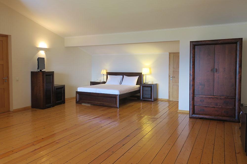Our Junior Suite at the Schuchmann Hotel
