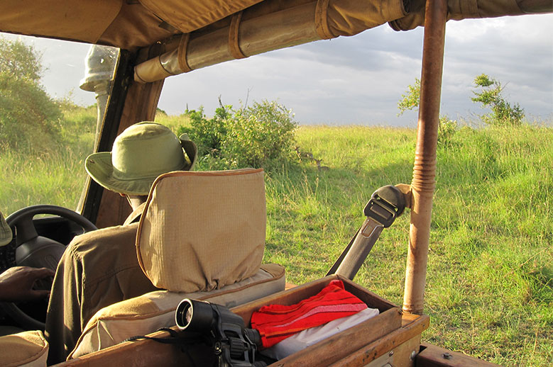 Just Back From | Hot Air Ballooning Over The Maasai Mara Reserve