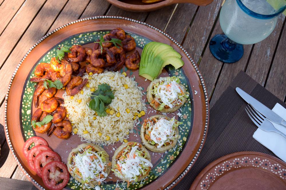 Dinner and margaritas at Casa de Mita
