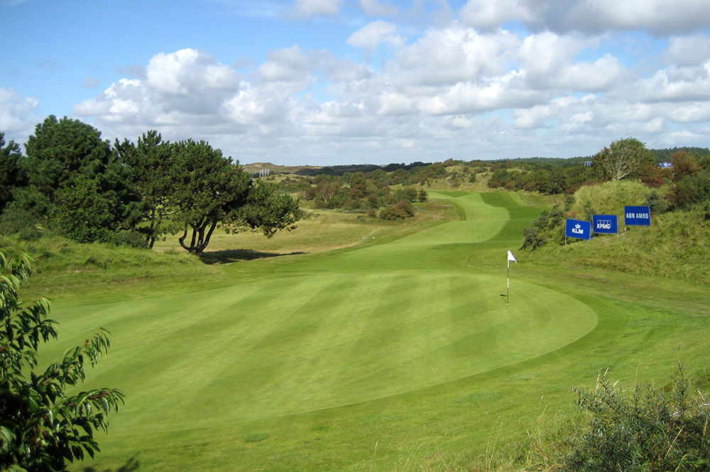 The Kennemer Golf and Country Club in Zandvoort, Netherlands