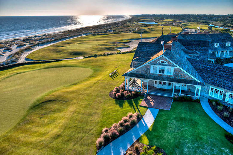 'From the Greens': 5 Favorite Golf Resorts