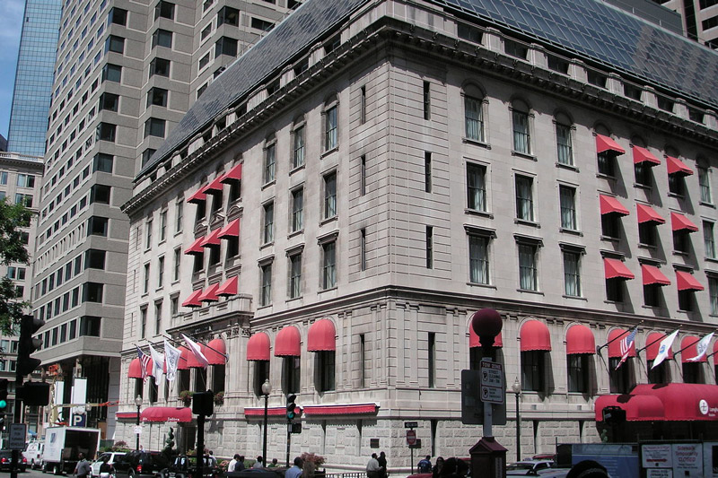 Langham Hotel Boston
