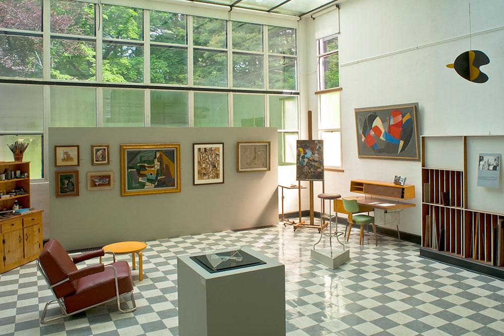 Frelinghuysen Morris House and Studio
