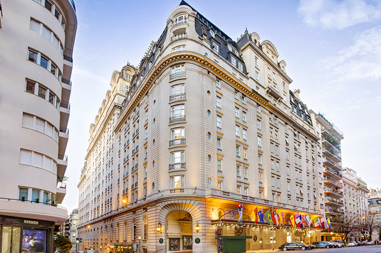 Alvear Palace Hotel | Buenos Aires Old World Hotel | Hideaway Report