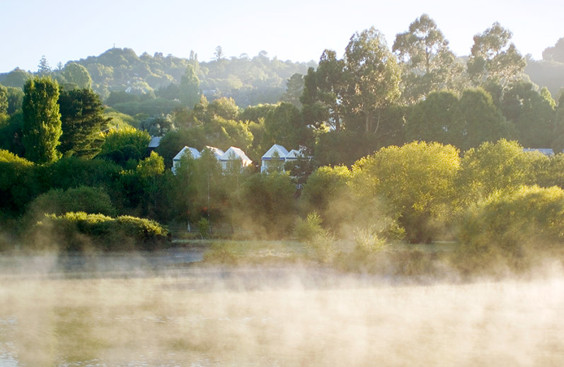 Daylesford: A Gastronomic Country Retreat