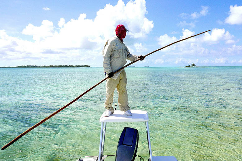 Out on the Flats: Bonefishing on Andros, Bahamas