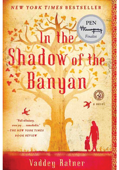 """In the Shadow of the Banyan"" by Vaddey Ratner - © Simon and Schuster"
