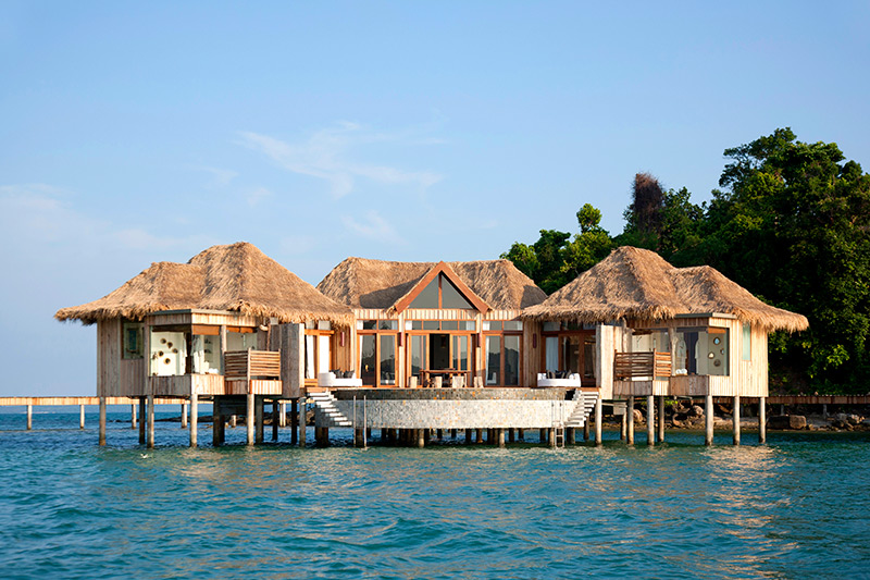 Two-bedroom Overwater Villa at Song Saa - © Sunya Thadathanawong