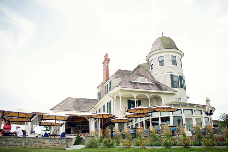 Historic Hotels: Castle Hill Inn