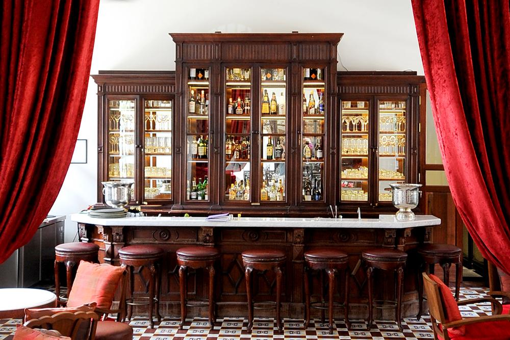Bar at the Seven Terraces