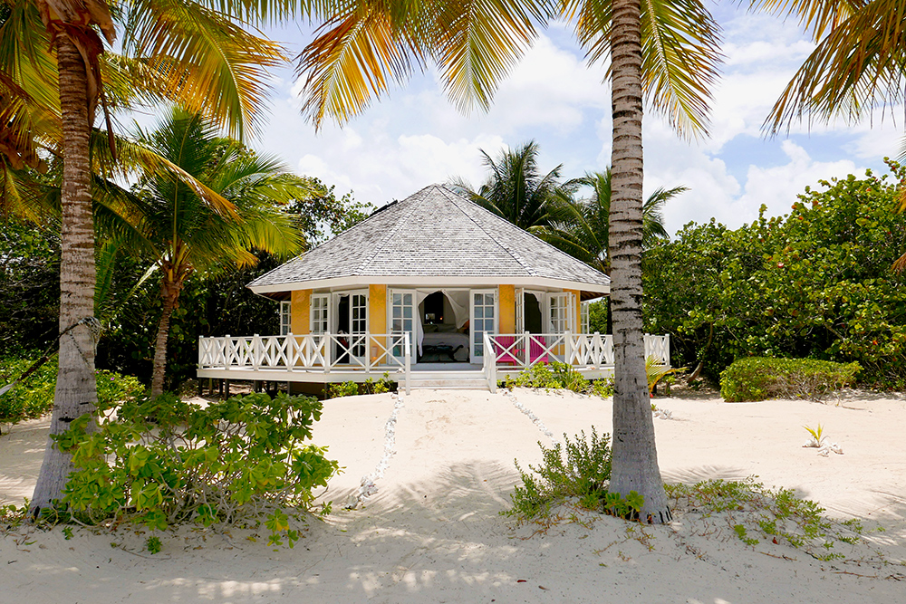Our Cottage Suite at Kamalame Cay