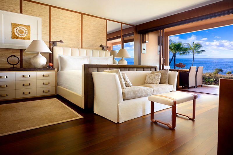 Ohana Ocean Front Suite at Four Seasons Lanai