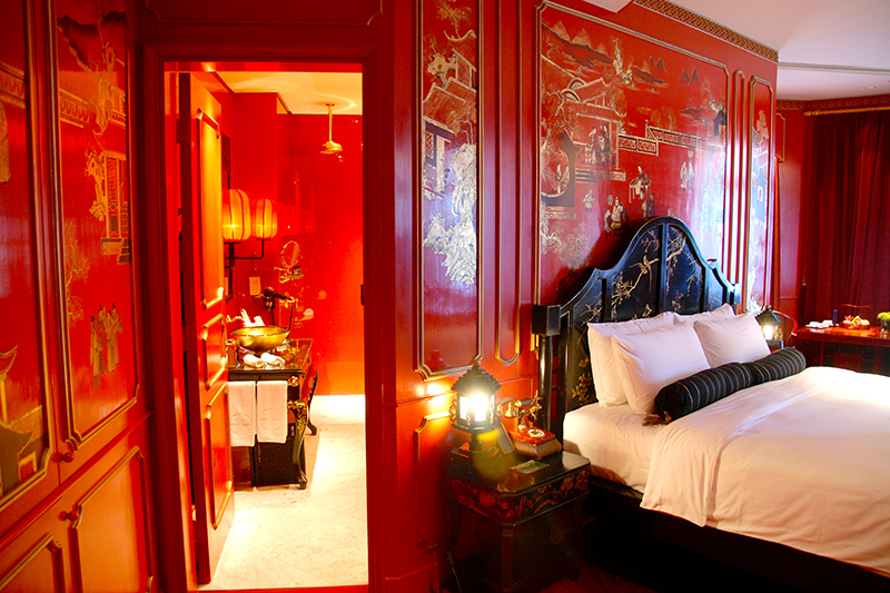"""Our """"Shek O"""" suite at Hullett House"""
