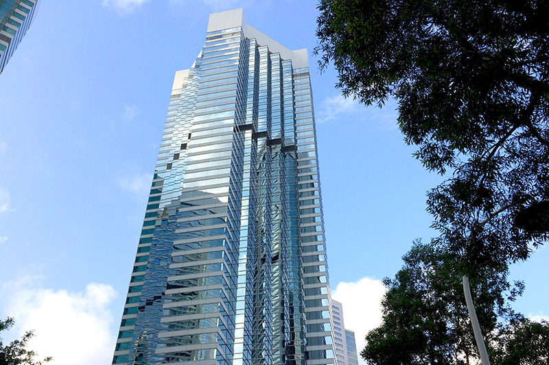Pacific Place tower