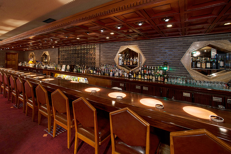 <i>Old Imperial Bar</i> at the Imperial Hotel Tokyo