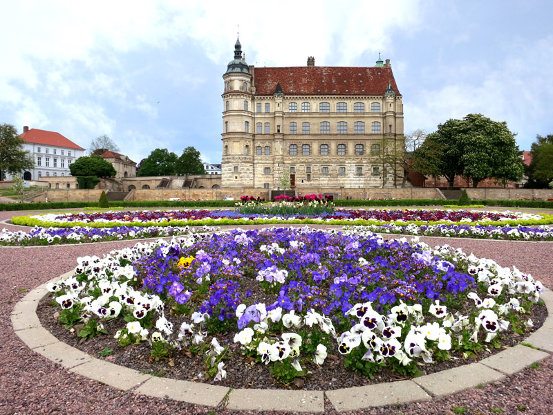 Schloss Güstrow - Photo by Hideaway Report editor