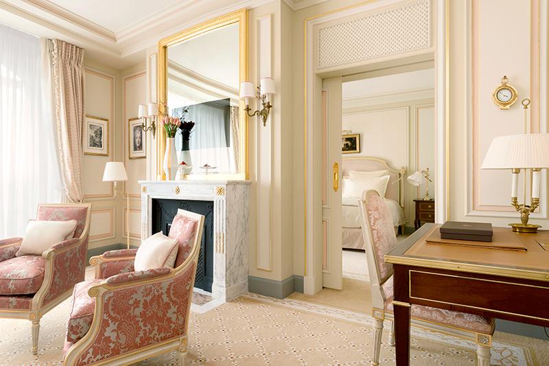 Executive Suite at the Ritz Paris