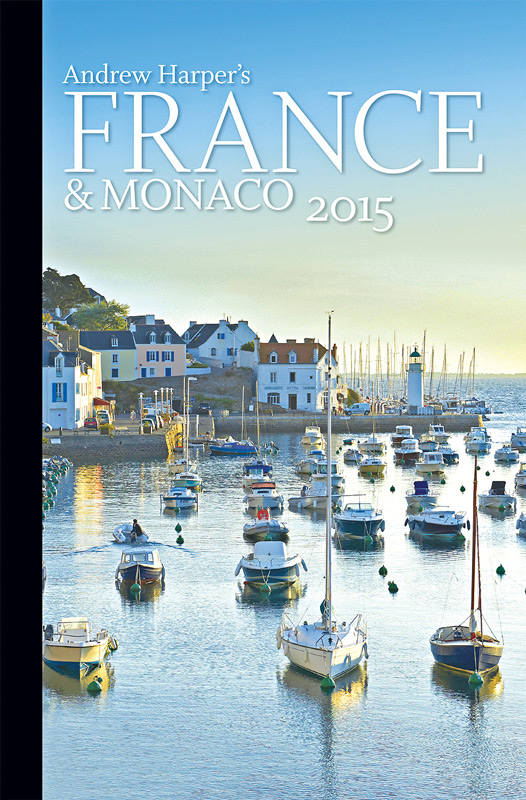 The updated France and Monaco book of the Harper Collection is available for purchase online