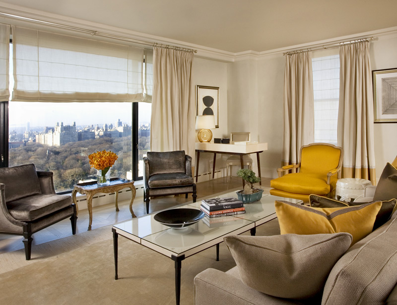 Central Park Tower Suite at The Carlyle
