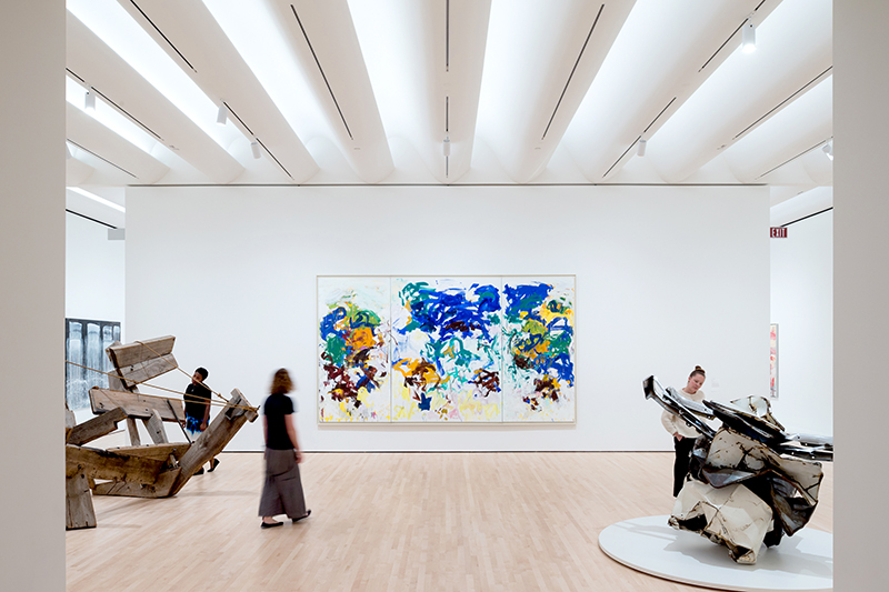 The Fisher Collection's <em>Approaching American Abstraction</em> exhibit at SFMOMA - © Iwan Baan / Courtesy SFMOMA