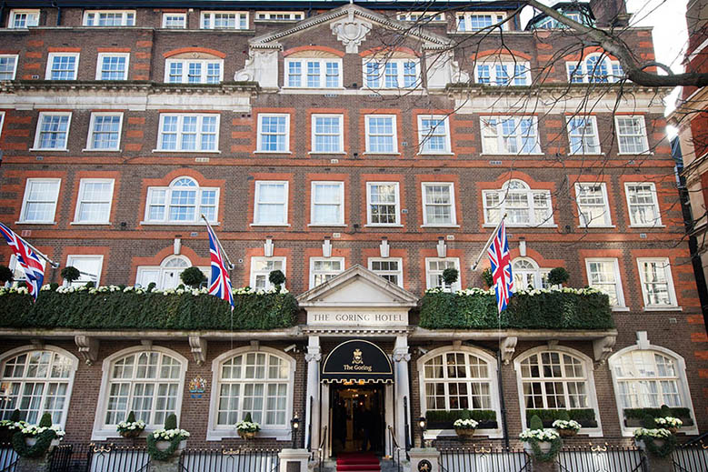 The Goring's Instagram Takeover