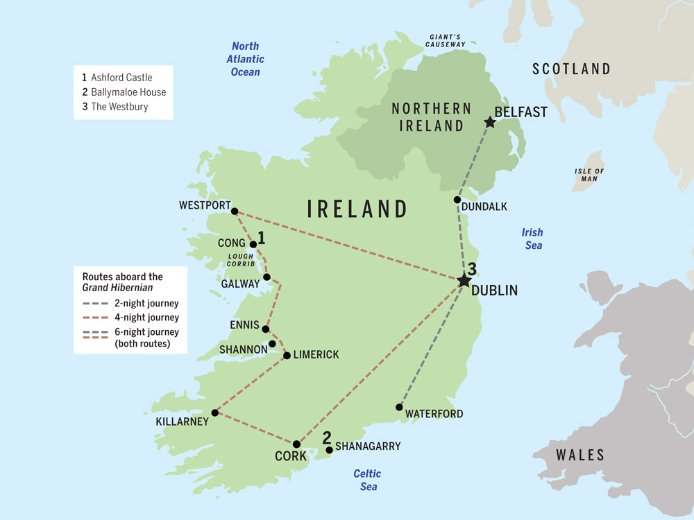 Ireland On The Upswing Hideaway Report Hideaway Report