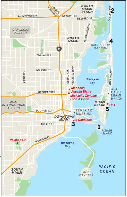 miami travel guide 2015 | where to eat, stay and shop