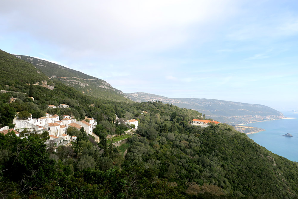 Arrab Convent in Arrábida Natural Park - Photo by Hideaway Report editor