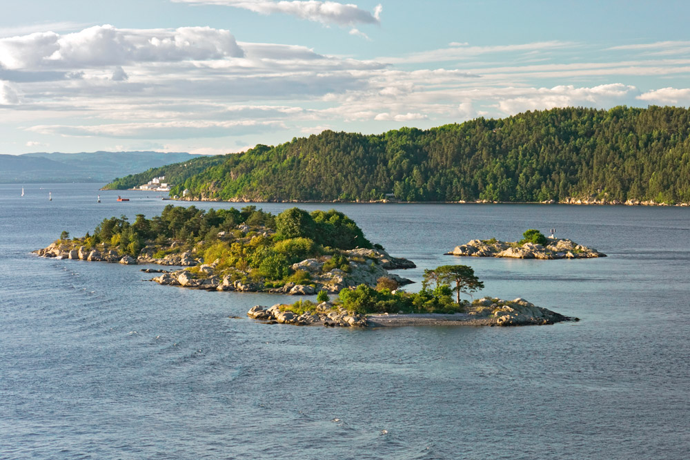 The Oslofjord - rusm/iStock/Thinkstock