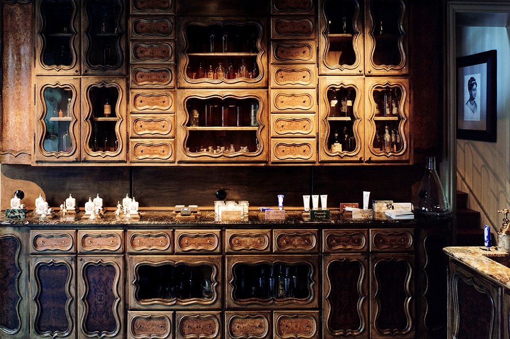 Buly 1803, a perfume and toiletries shop in Paris