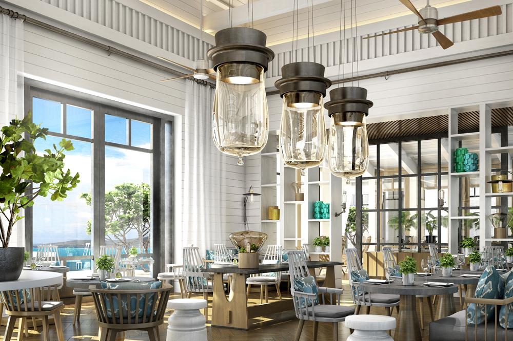 Great House dining at Park Hyatt in St. Kitts - © Range Development Limited