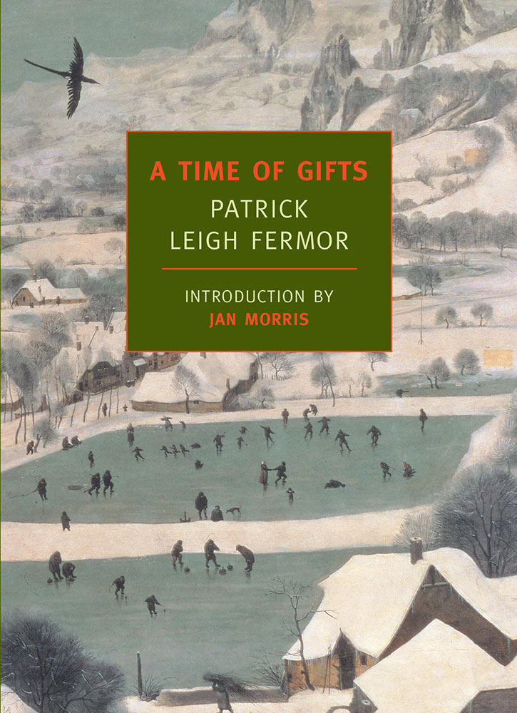 """A Time of Gifts,"" by Patrick Leigh Fermor"