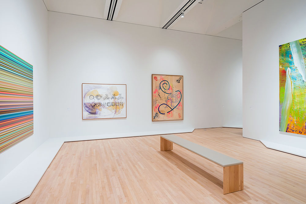 The Campaign for Art: Modern and Contemporary exhibition at SFMOMA
