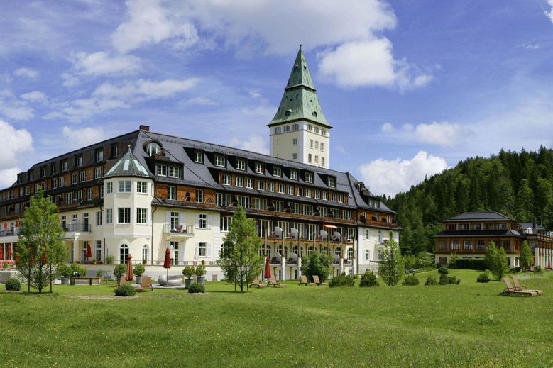 Just Back From: Schloss Elmau Luxury Spa