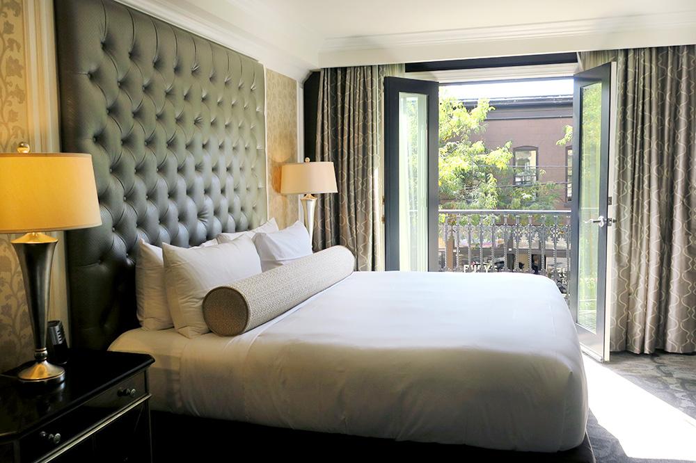 Our Luxury Suite at Hotel Ballard in Seattle, Washington