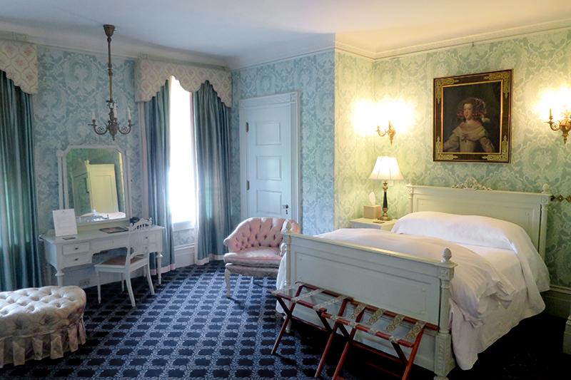 Our Louis XVI Room at The Inn at Shelburne Farms