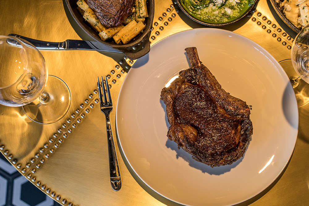 Dinner at <em>Bovine</em>, a new brasserie from Australian chef Paul Bentley