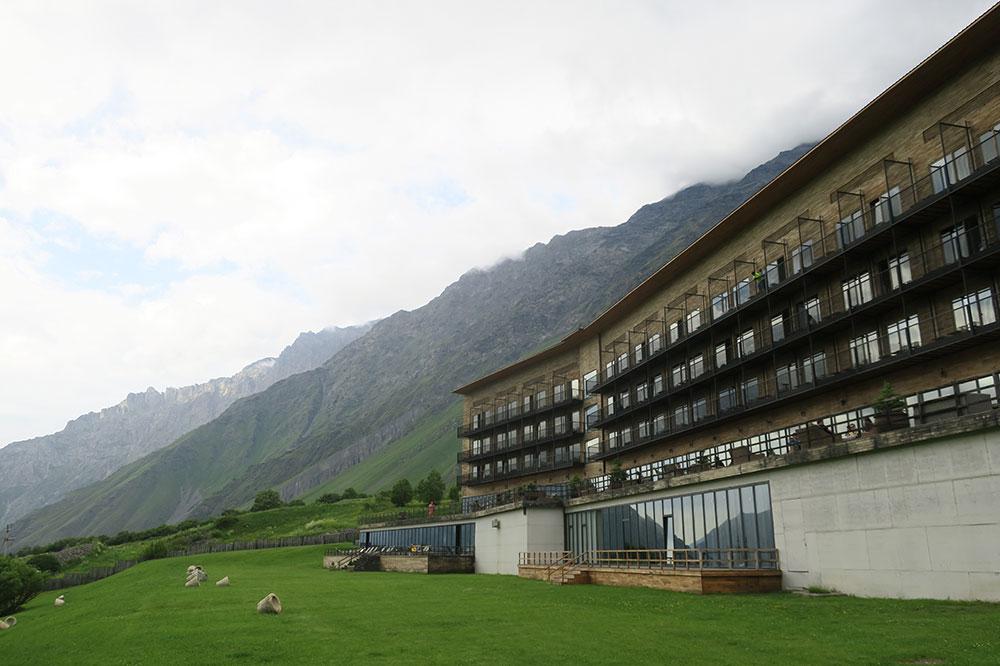 Rooms Hotel Kazbegi in Stepantsminda