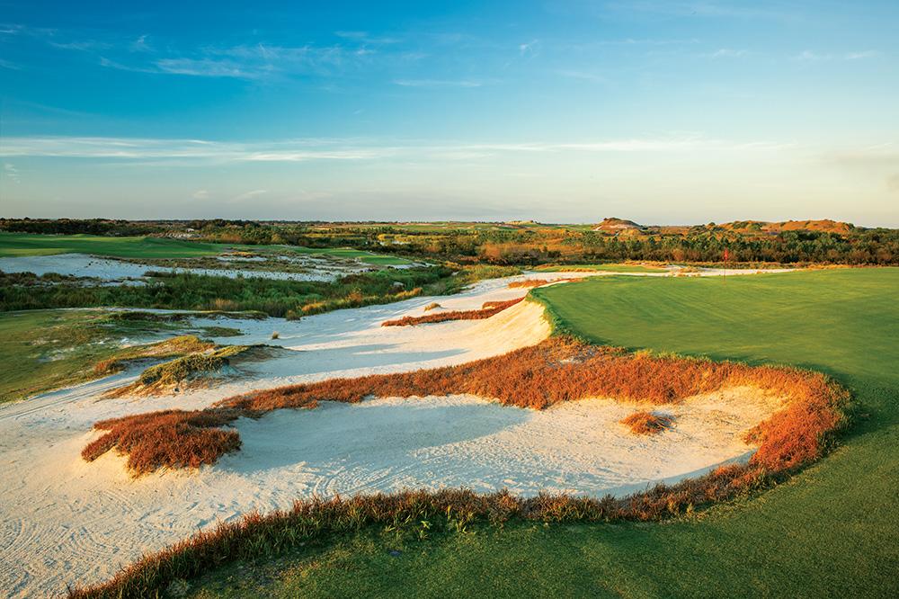 Streamsong Black Golf Course in Streamsong, Florida