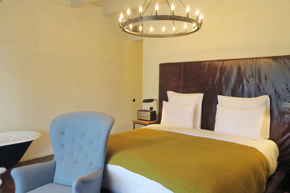 Our Terrace King Room at Rooms Hotel Tbilisi