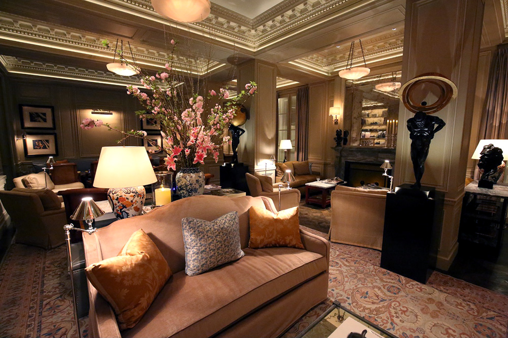 <em>The Club Room</em> at The Lowell in New York City - The Lowell