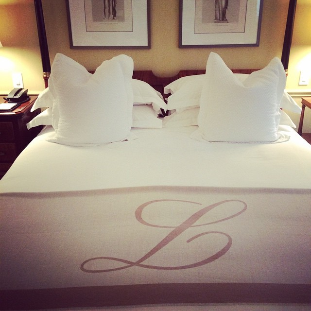 Cozy accommodations at The Lowell.
