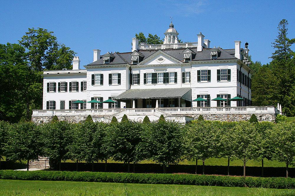 The Mount, Edith Wharton's former home