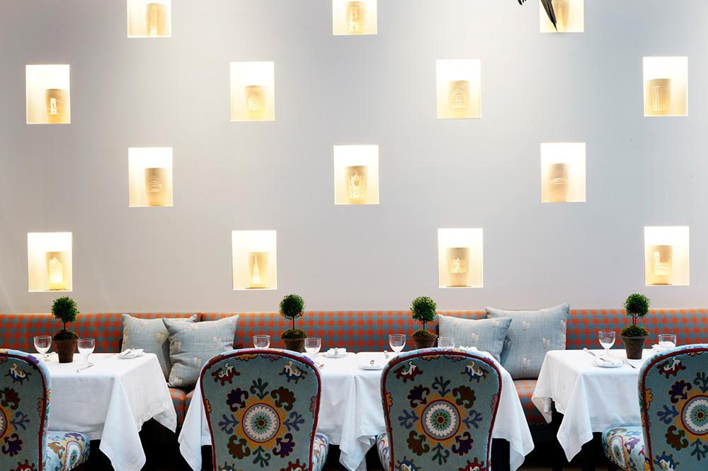 <em>The Whitby Bar & Restaurant</em> at The Whitby Hotel in New York City