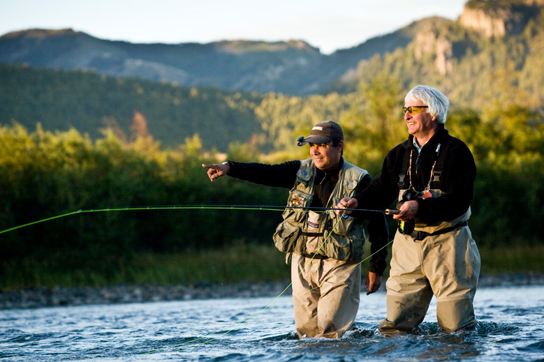 Top 10 Fly-Fishing Lodges and Resorts