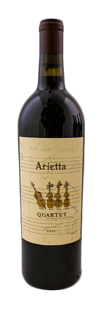 Arietta best wine napa