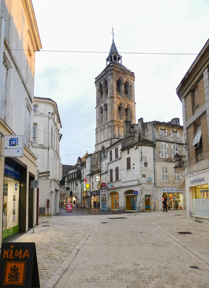 View of Cognac, France - Photo by Hideaway Report editor