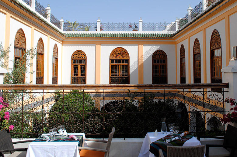 Palais Amani: An Excellent New Hotel in Fes, Morocco