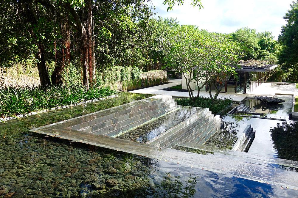 Gardens at Alila Villas Uluwatu